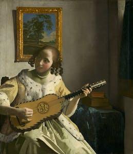 (c. 1672), Johannes Vermeer