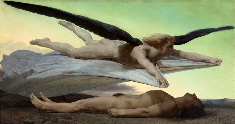 (1848) Adolphe William Bouguereau