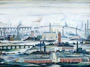 (1955), L. S. Lowry