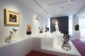 'Dada & Surrealist Objects', Blain|Di Donna, installation shot,