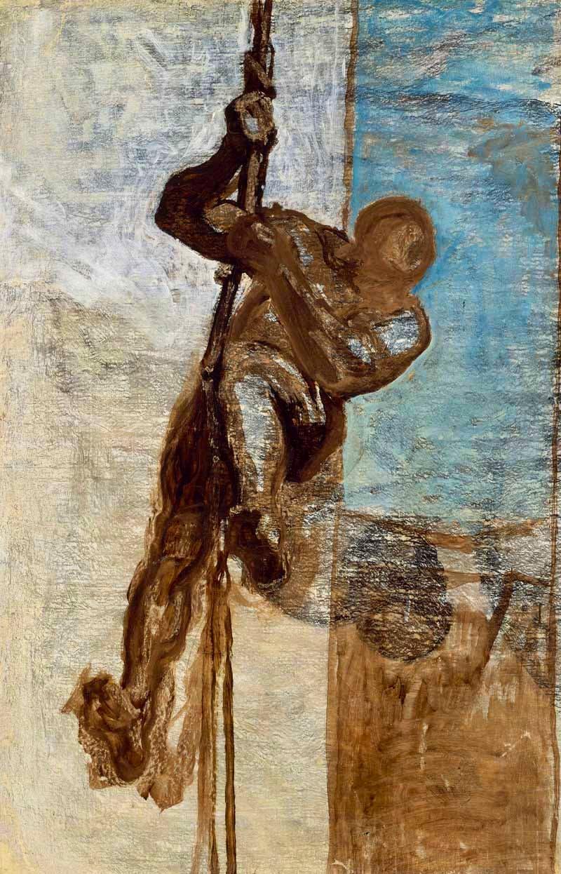 (c. 1858), Honoré Daumier,