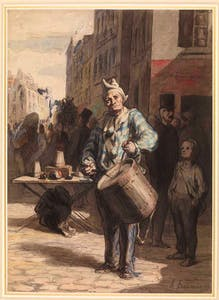 (1865–7), Honoré Daumier