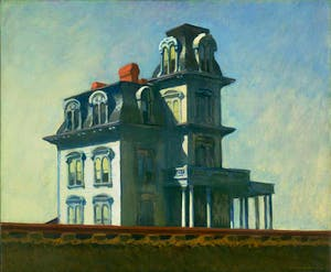 (1925), Edward Hopper.