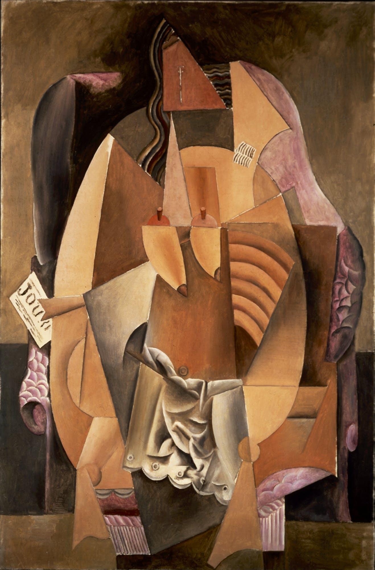 (1913), Pablo Picasso