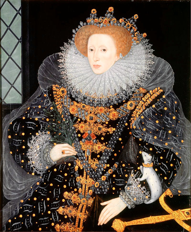 (1585), attributed to Nicholas Hilliard,
