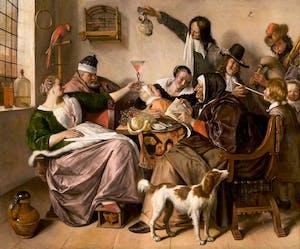 (c.1665), Jan Steen
