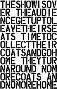 (1990), Christopher Wool
