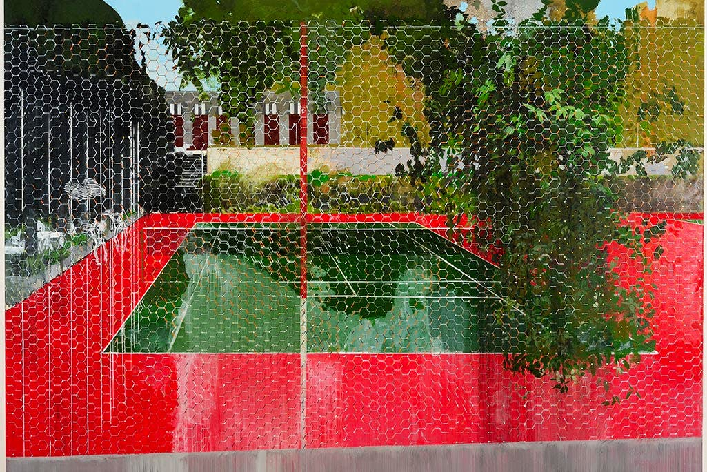 Country Club: Chicken Wire