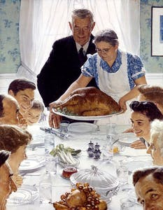 (1942), Norman Rockwell,