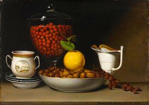 (1822), Raphaelle Peale.