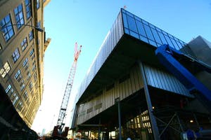The Whitney Museum of American Art is moving downtown