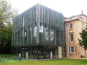 Extension to the Holburne Museum, Bath (2011), Eric Parry Architects