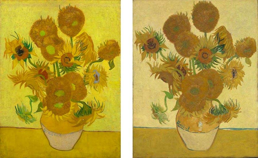 Painting Of Van Gogh S Room