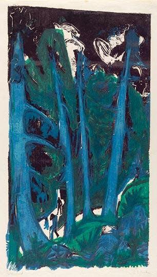 (1919), Ernst Ludwig Kirchner