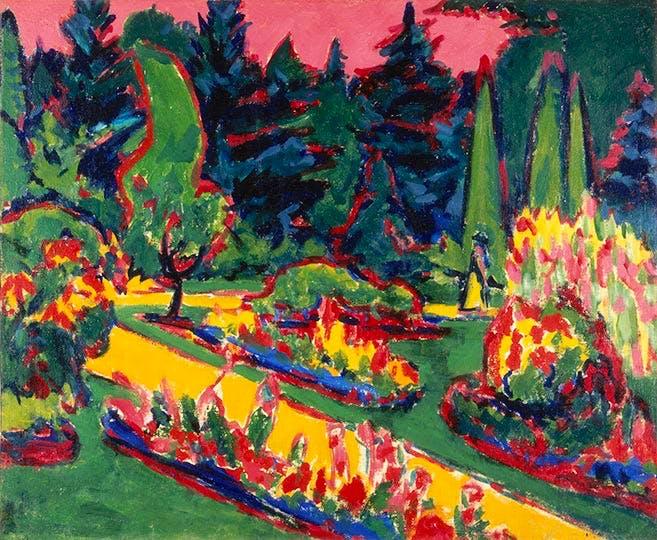(c. 1910), Ernst Ludwig Kirchner
