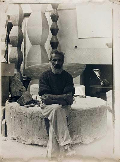 (c. 1934), Constantin Brancusi