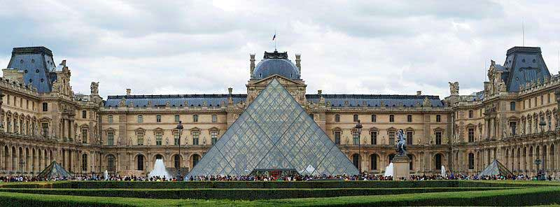 The Louvre was the most visited museum of 2013