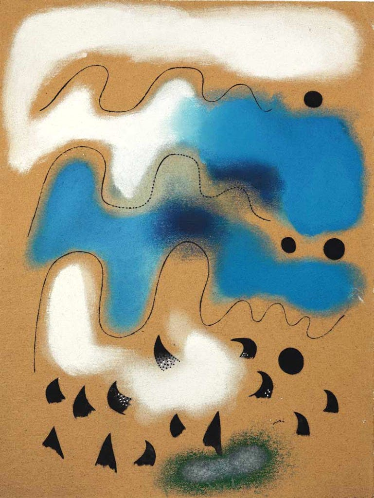 (September 1937), Joan Miró