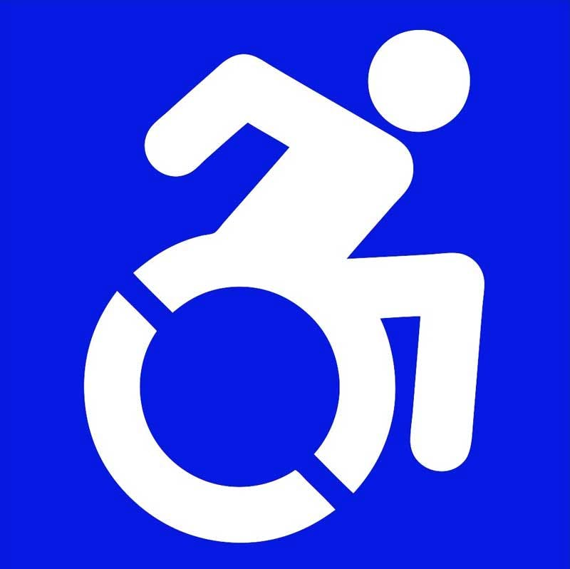 Accessible Icon Project (2009–11), Tim Ferguson-Sauder