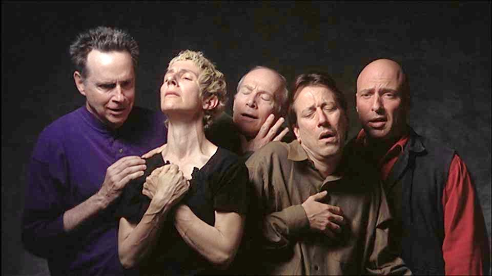 The Quintet of the Astonished (2000), Bill Viola © Bill Viola Studio / Photo Kira Perov