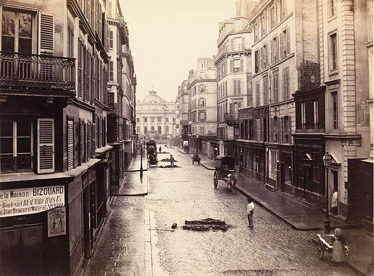 (1866), Charles Marville.