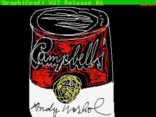 (1985), Andy Warhol