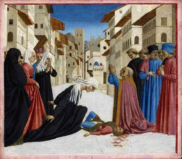 (c. 1442–48), Domenico Veneziano