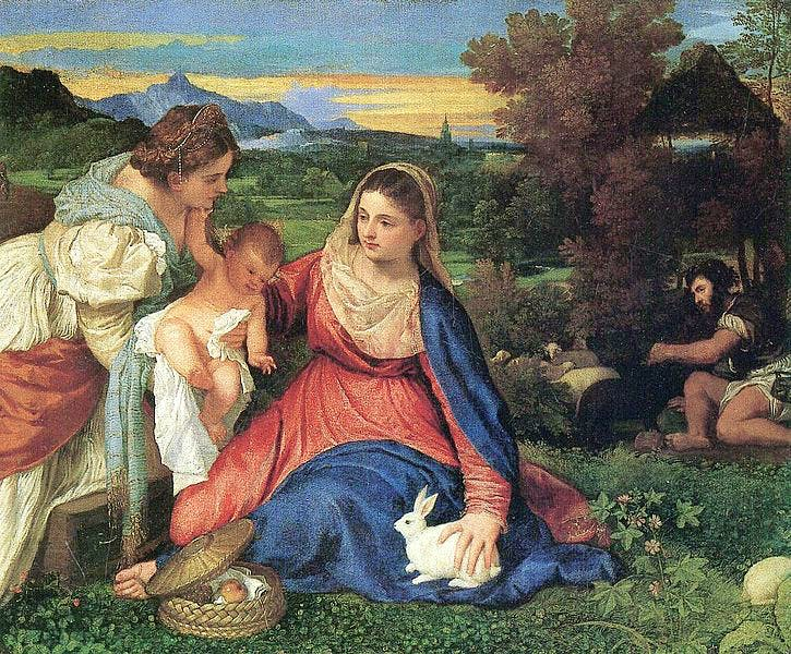 (c. 1530), Titian.