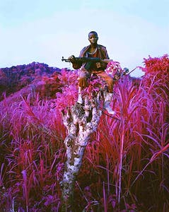 'Higher Ground' (2012), Richard Mosse. © Richard Mosse. Image courtesy Edel Assanti and The Vinyl Factory