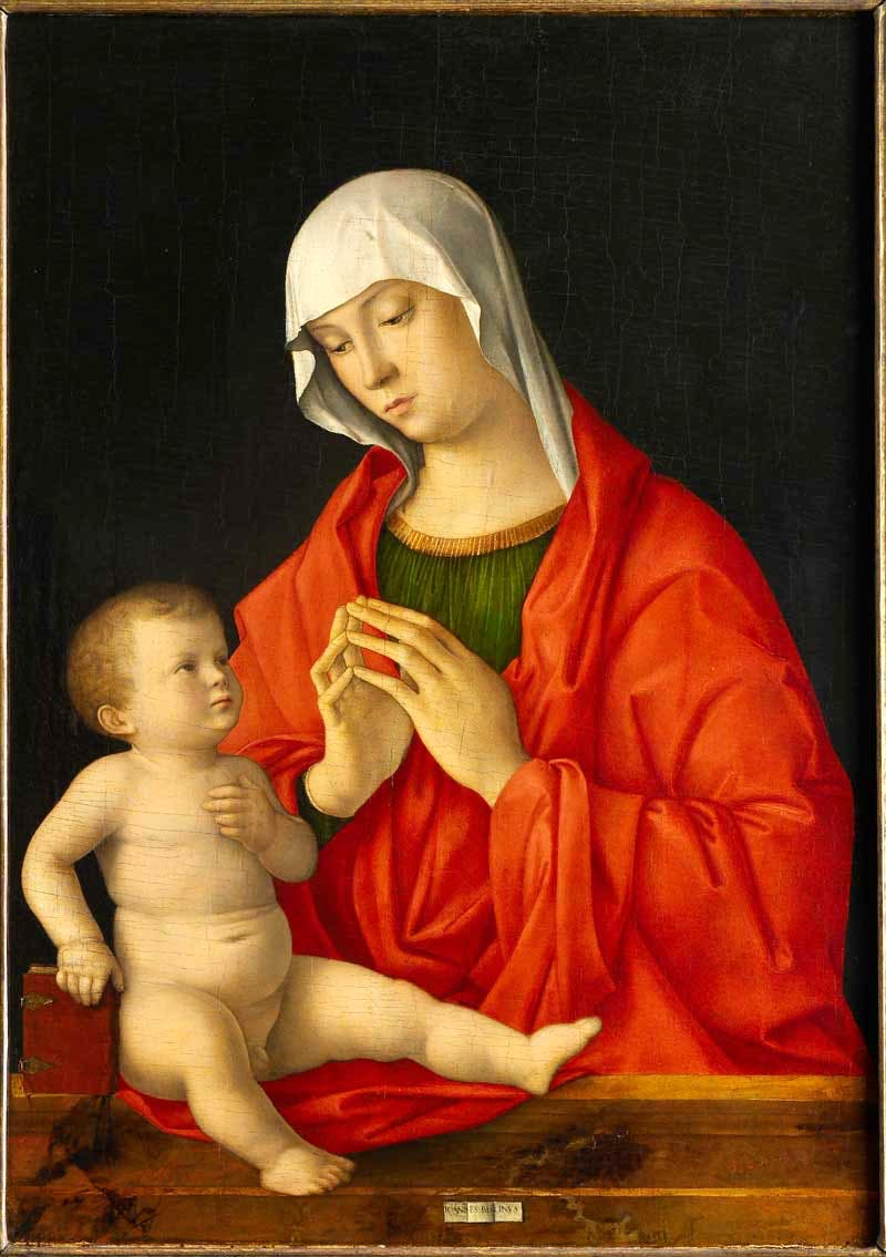 (c. 1480–85), Giovanni Bellini