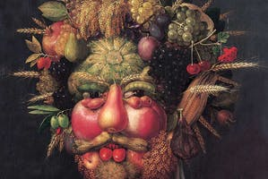 There's more to food in art than Arcimboldo...