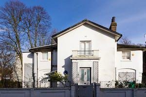 Sandycombe Lodge. Photo: Turner House Trust
