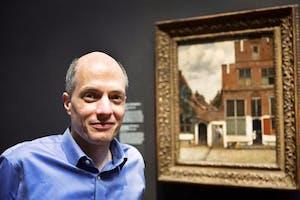 Alain de Botton at the Rijksmuseum