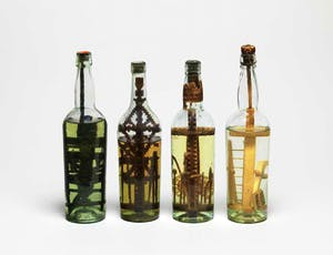 "<em>God in a Bottle (group)</em> Artist unknown. <span class=""caption-credit"">Beamish Museum (Durham, UK), photograph by Marcus Leith &amp; Andrew Dunkley/Tate Photography</span>"