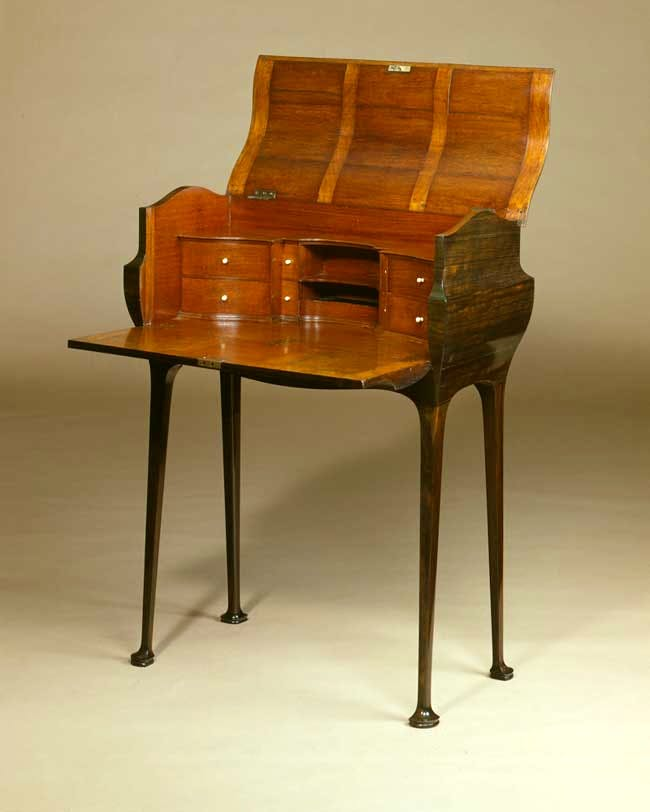 'Lady's writing desk' designed by Mervyn Macartney for Kenton & Co.