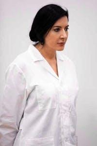 Portrait of Marina Abramovic (2012)