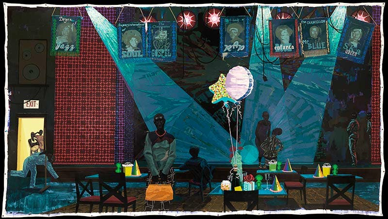 (2013), Kerry James Marshall.