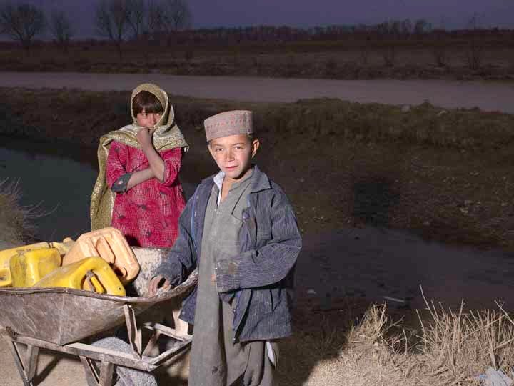 'On Patrol in Lashkar Gah, 2' (2011), Mark Neville © the artist