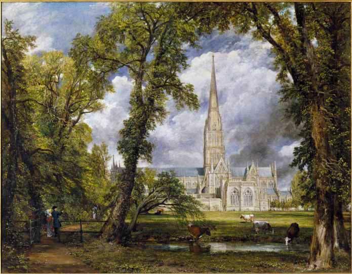 (c. 1823), John Constable