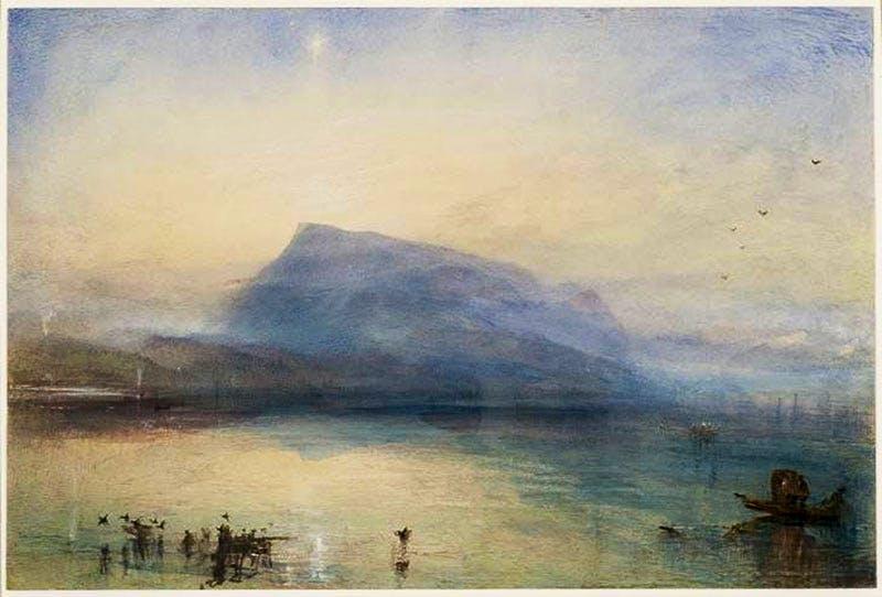 (1841–2), J.M.W. Turner.