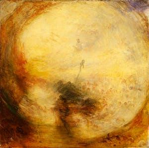 (1843), J.M.W. Turner.
