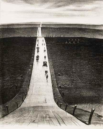 (1918), CRW Nevinson.