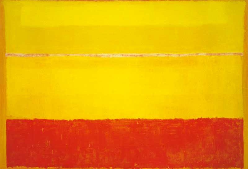(1952–53), Mark Rothko.