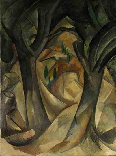 (summer 1908), Georges Braque