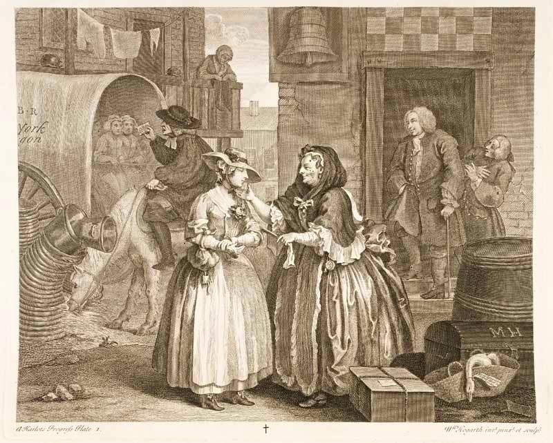 (1732), William Hogarth