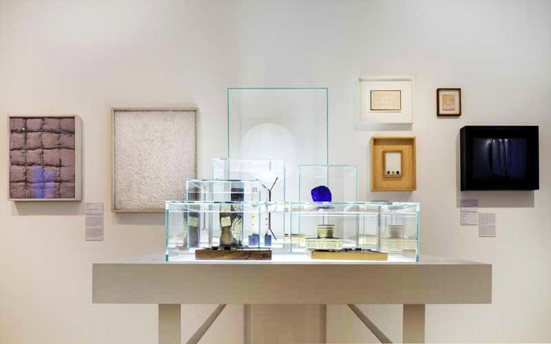 'AZIMUT/H. Continuity and newness' at the Peggy Guggenheim Collection.