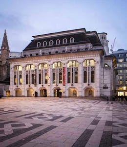 The Guildhall Art Gallery reopens in January 2015