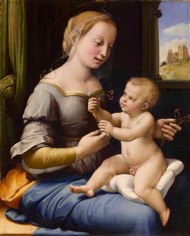 (c. 1506–7), Raphael