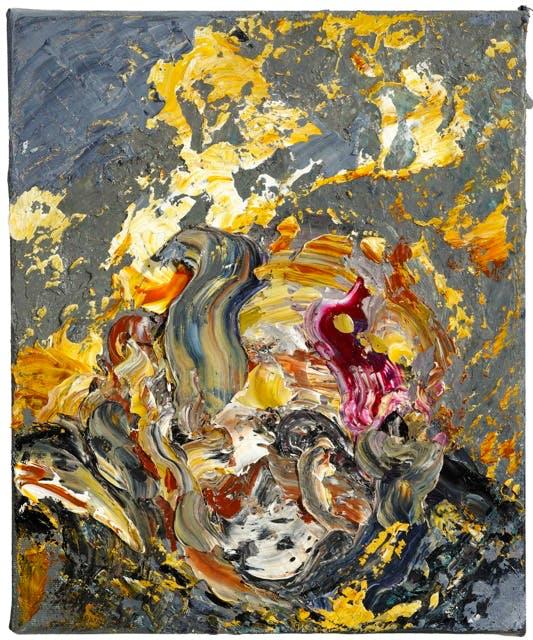 'Victim XXX' (2014), Maggi Hambling.