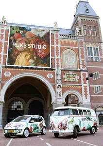 The Rijksmuseum offers open access to many works in the collection. General Director Wim Pijbes would like to be able to extend this to works in copyright held by the museum.